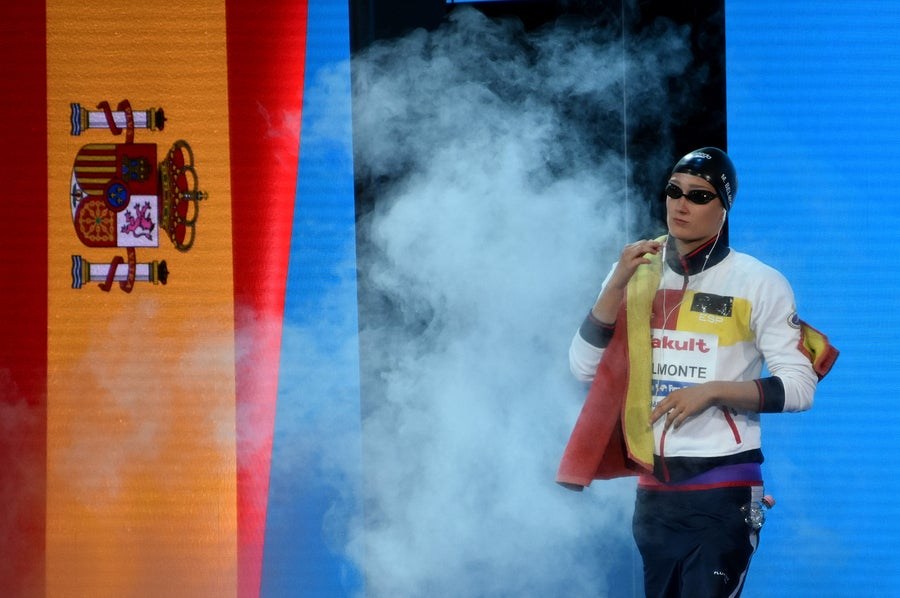 Mireia Belmonte es la nadadora española más importante de momento.