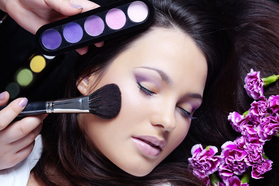 Todos los secretos del maquillaje de Lewis Amarante