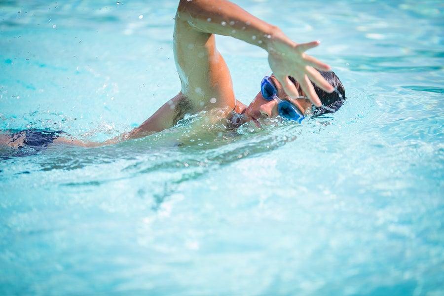 Recomendaciones para los que desean comenzar a nadar