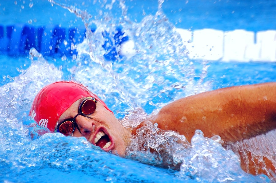 La importancia de la preparación física en la natación