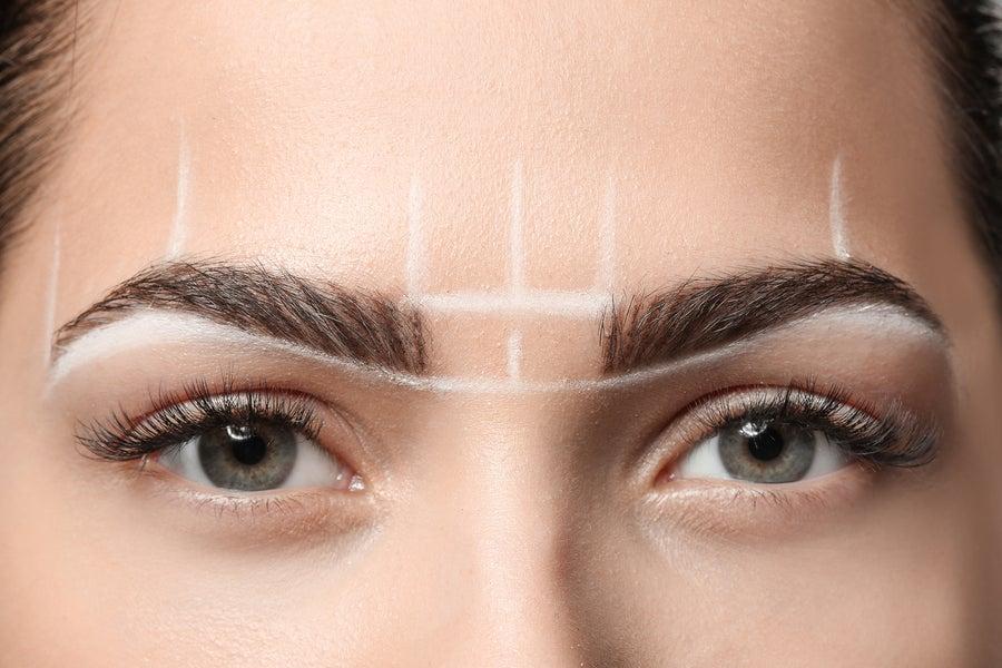Cejas perfectas según el tipo de rostro y forma de ojos — Unycos