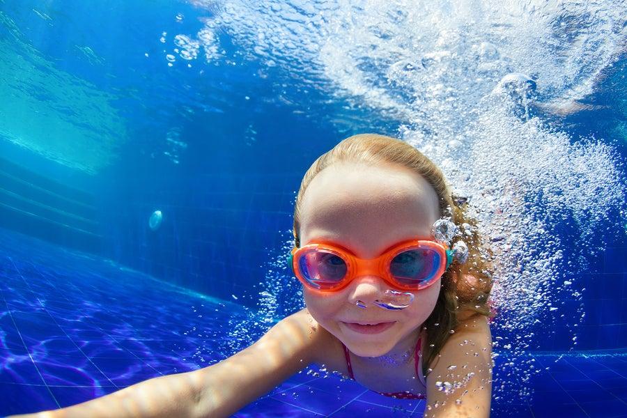 Importancia de la natación en los niños