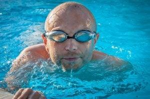 Pixabay mejor hora del día nadar nadador