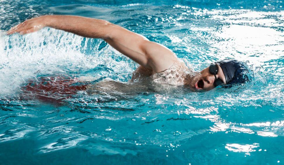 ¿Cuál es el origen de la natación?