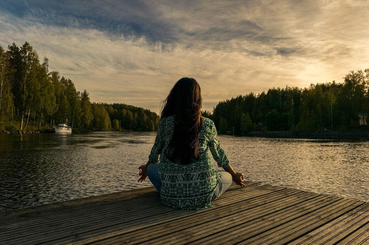 hora para la meditación