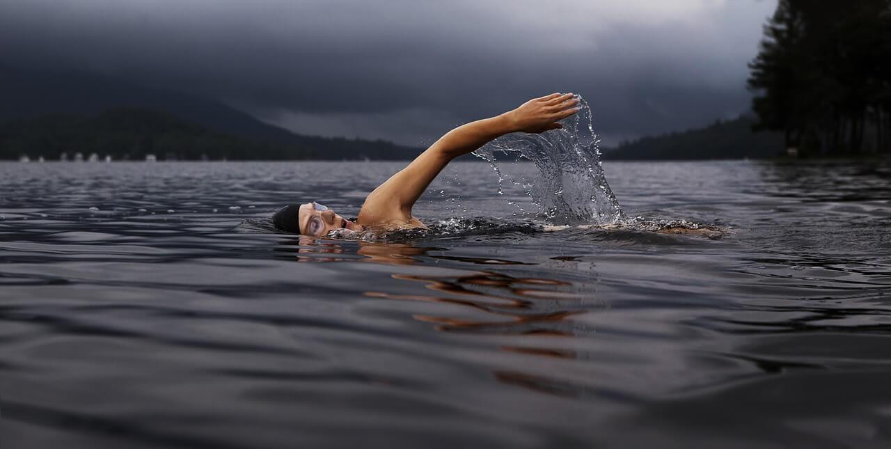 trucos nadar
