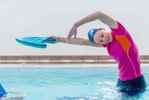errores que cometemos en la natación