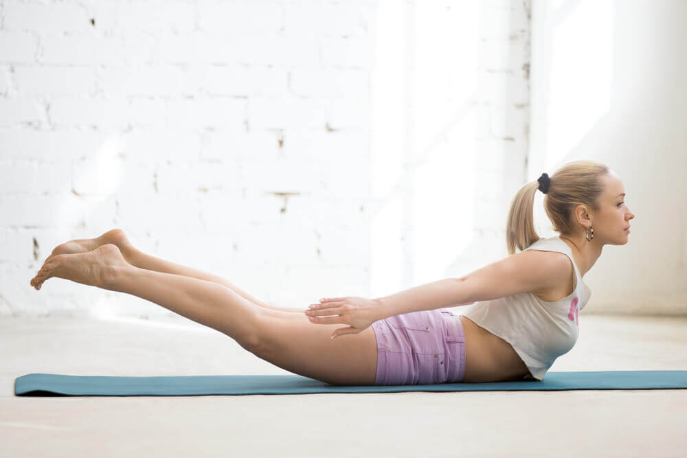 Los espinales contribuyen a tener un abdomen fuerte y estable.