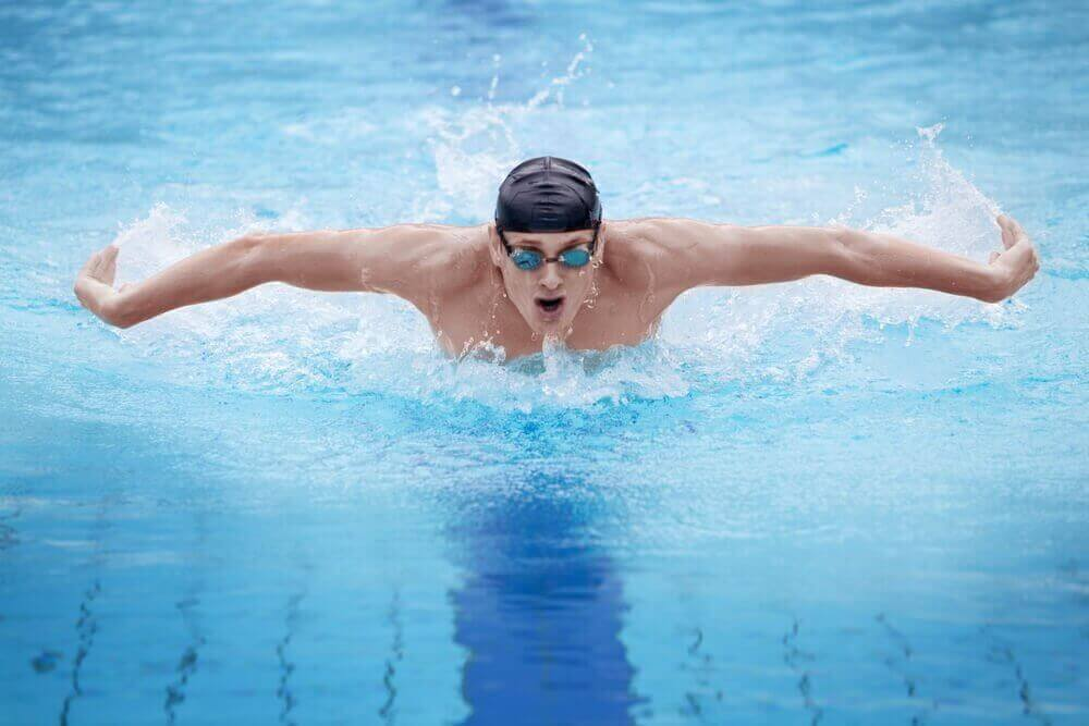 Toda técnica de natación tiene sus ejercicios para ser perfeccionada.