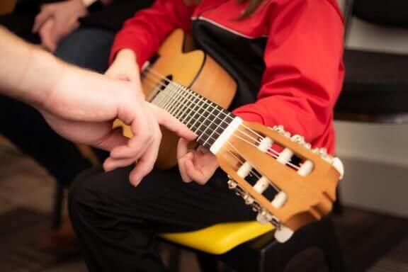 ¿Cómo afrontar tus clases de guitarra?