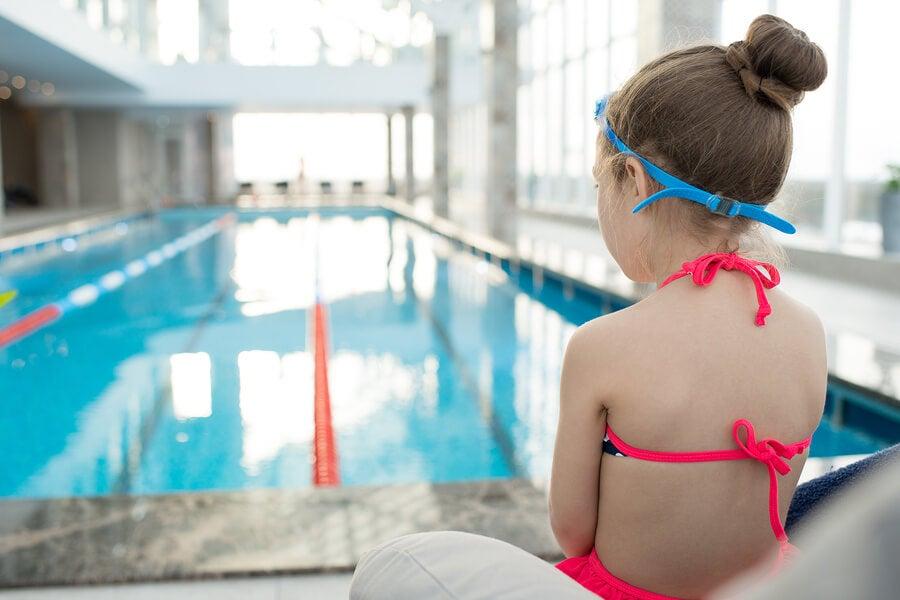 Recomendaciones para lograr que un niño venza el miedo al agua