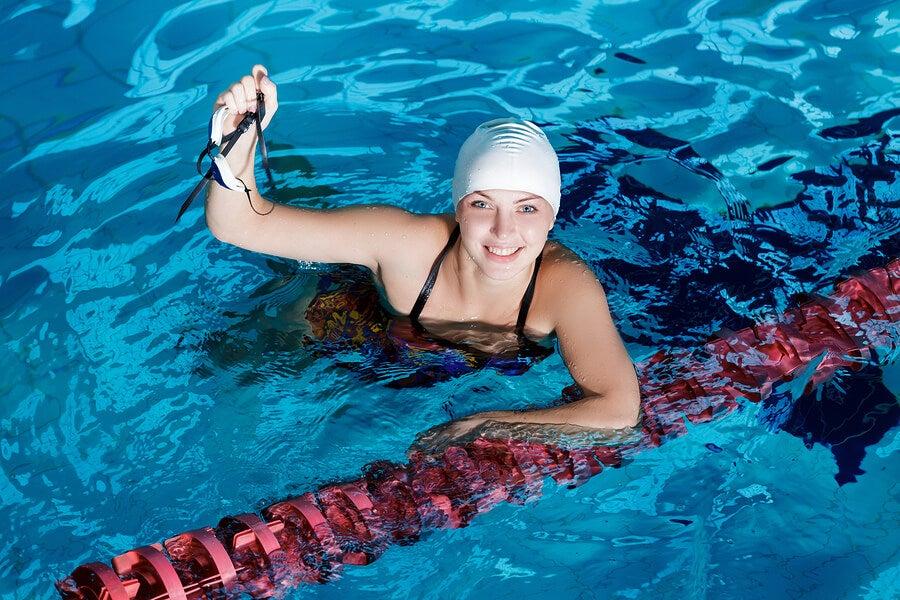 Consejos para nadadores principiantes