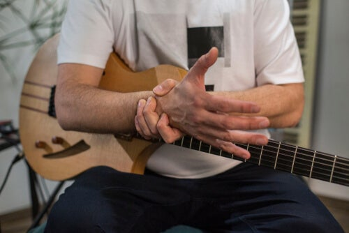 Las cuatro lesiones más frecuentes de los guitarristas