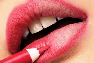 errores de maquillaje perfilar labios