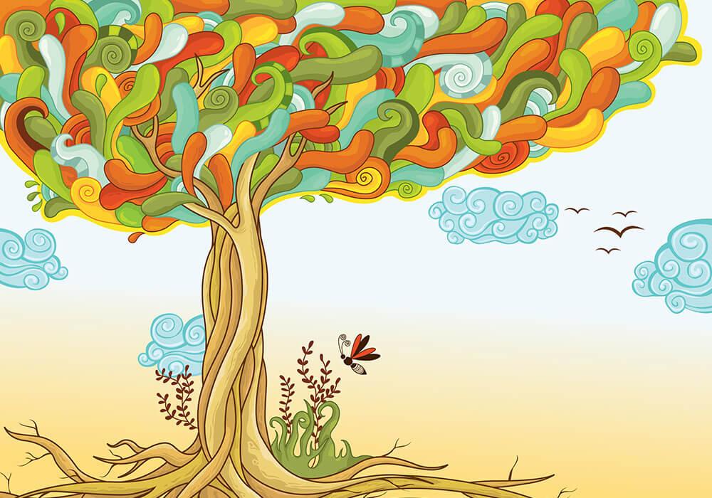 El árbol de las cualidades: un ejercicio para reflexionar