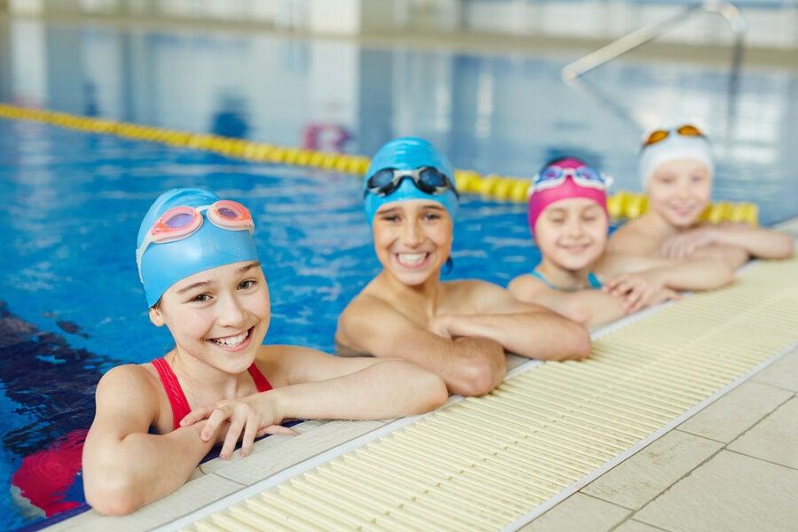 Natación en las escuelas, ¿qué beneficios aporta?