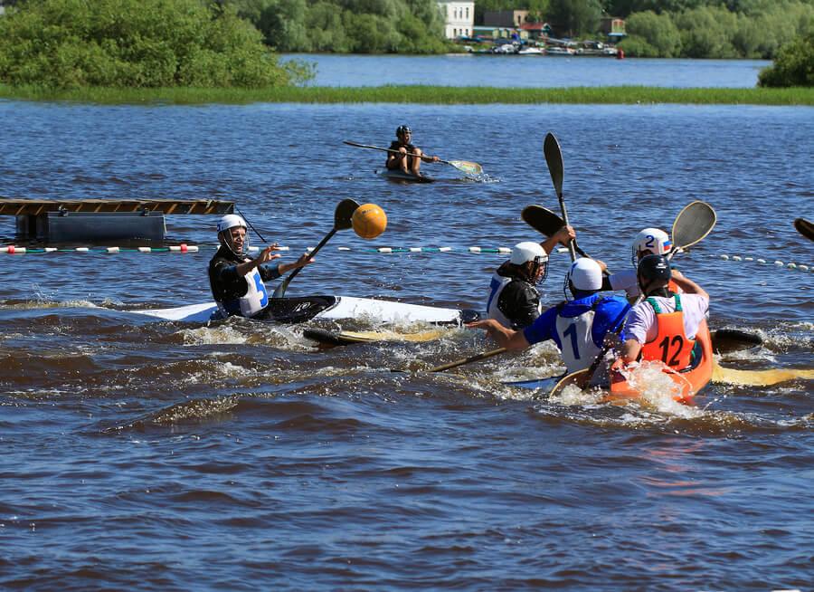 ¿Habrá nuevas reglas para el kayak polo?