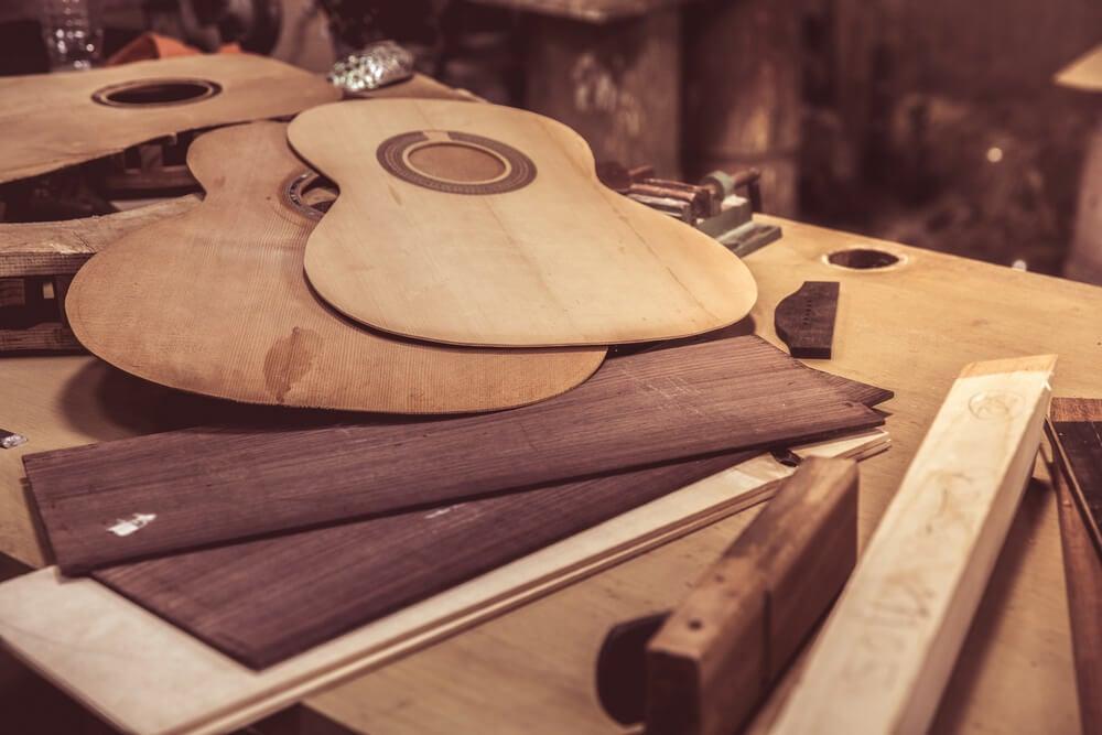 Tapas de guitarra