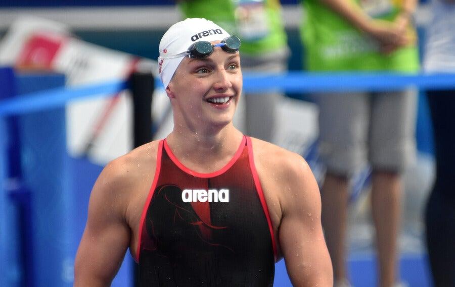 Katinka Hosszu, una de las mejores nadadoras de la actualidad.