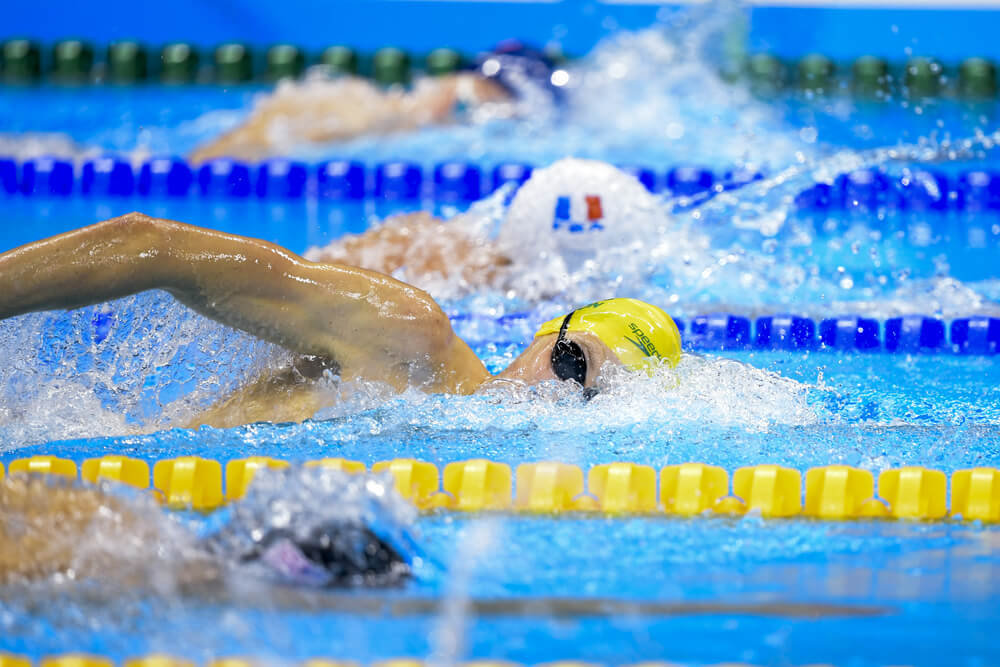 5 pruebas de natación olímpicas históricas