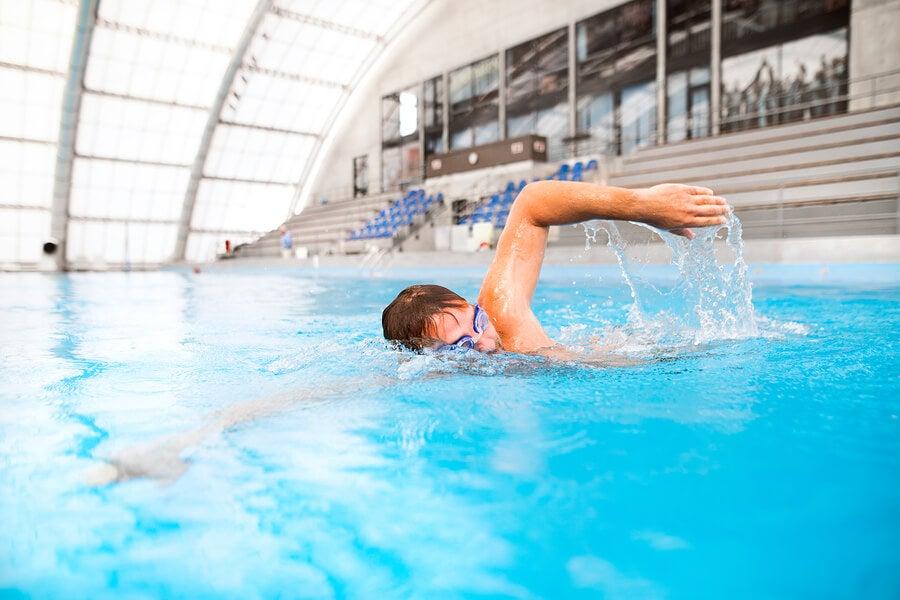 Curiosidades de la natación en eventos internacionales