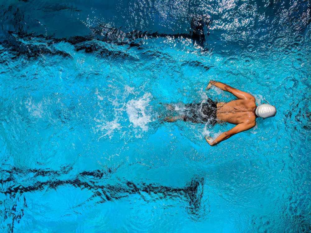 Natación: cuatro estilos un solo objetivo