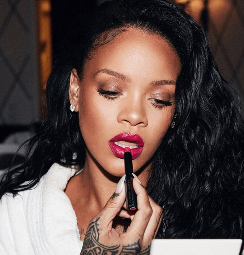 5 celebs que tienen su propia línea de belleza