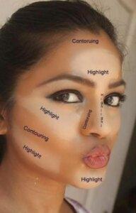 Cómo contornear tu rostro