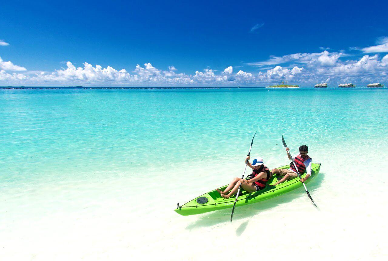 Los mejores lugares para realizar kayak en España