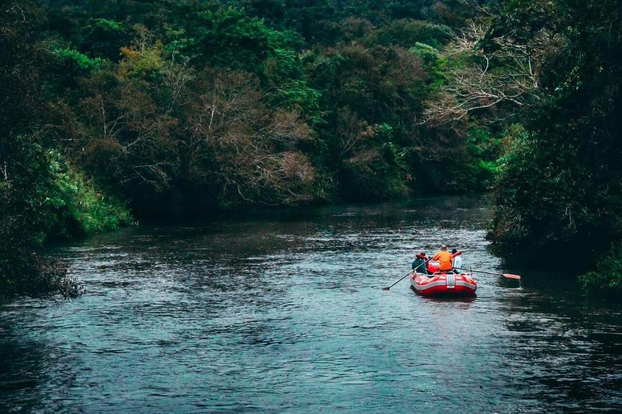 ¿En qué consiste el rafting?