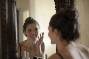 Maquillar las mejillas