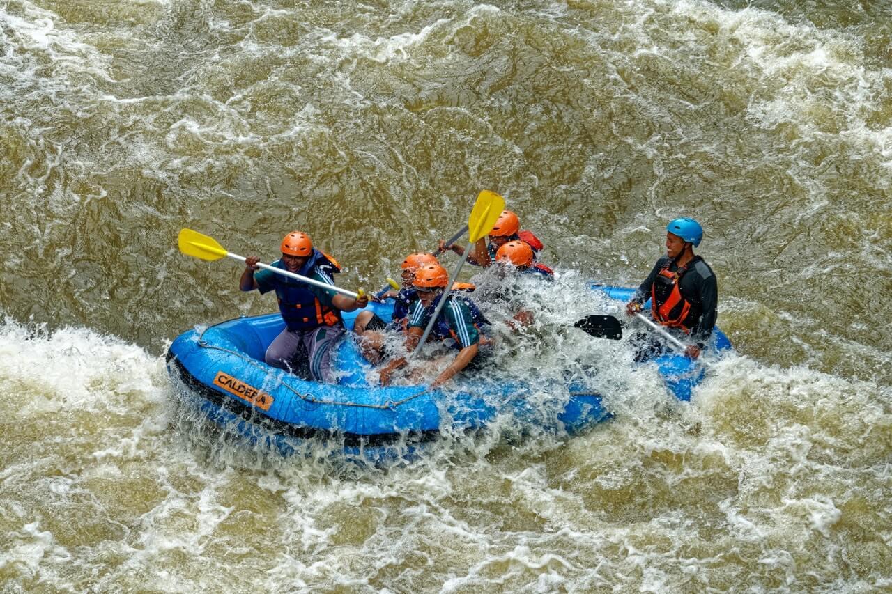 Reglamentación del rafting, ¿en qué consiste?