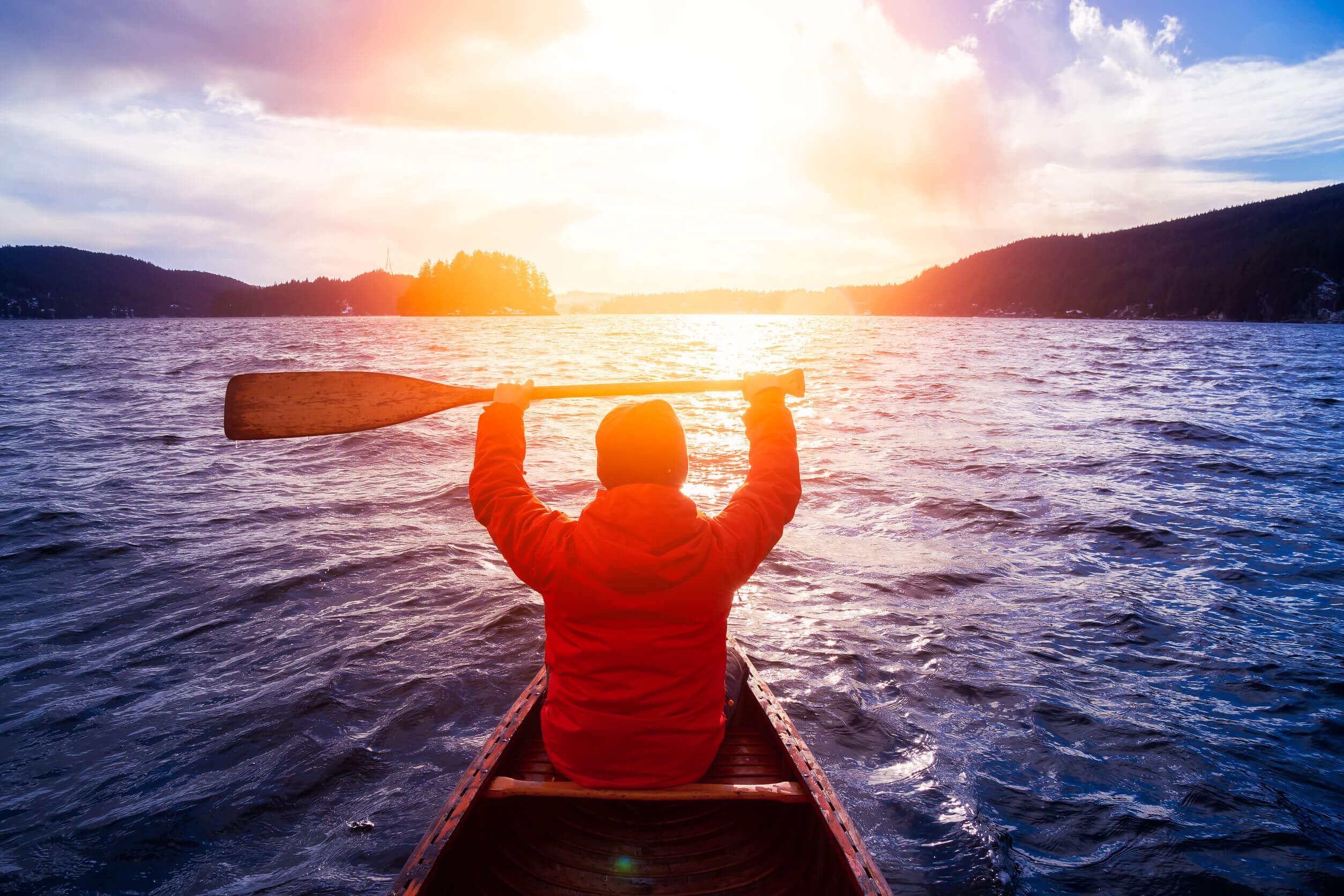 Los mejores lugares para practicar piragüismo en América del Norte