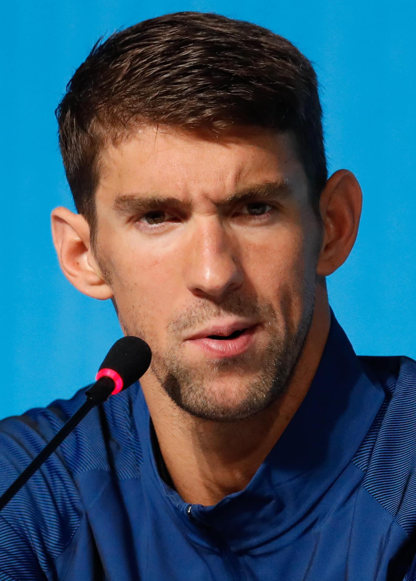 Quiés es Michael Phelps