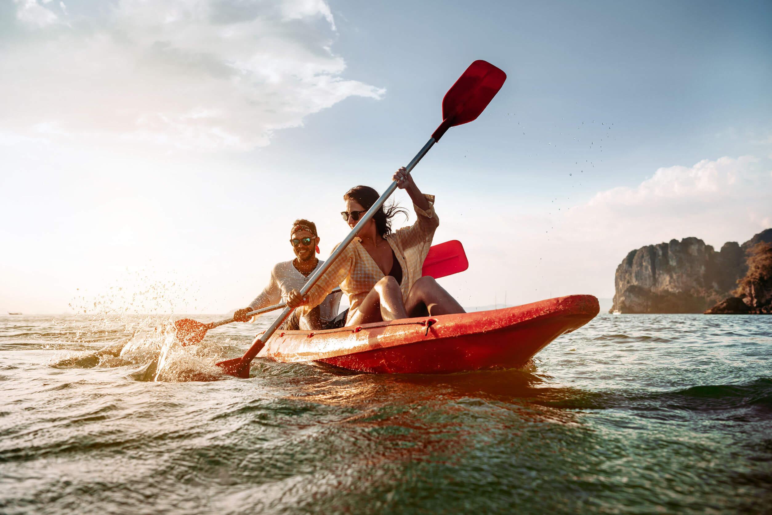 Piragüismo: entre el turismo y la competencia